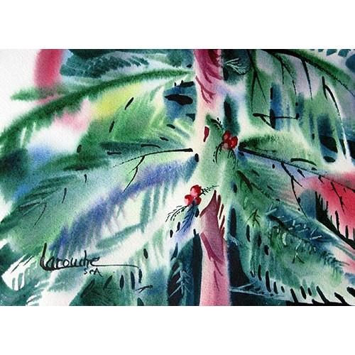 L arbre a souhait carte louise larouche - L arbre a souhait ...